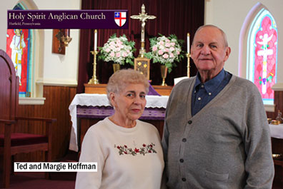 alt Ted and Marge Hoffman